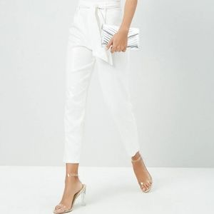 Forever 21 Sequin Ankle Pants
